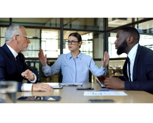 4 ways to effectively resolve conflicts